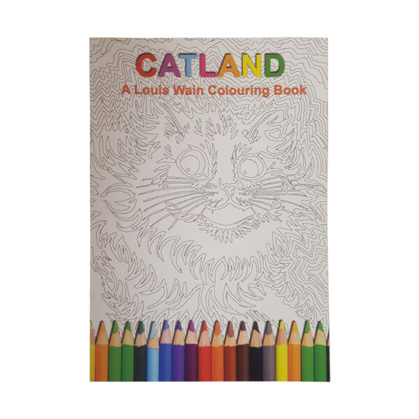 Catland: A Louis Wain Colouring Book