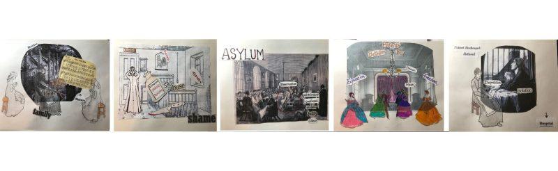 Emily Rausch five panels