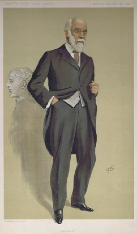 George Savage Vanity Fair 1912 02 07