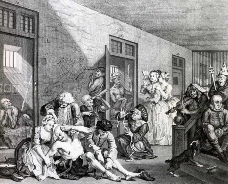 A Rake's Progress VIII | Bethlem Museum of the Mind