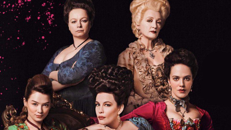 Harlots season 2 poster cropped