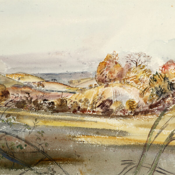 Landscapes of the Mind: the Art of Thomas Hennell