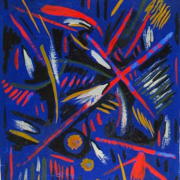 Brilliant Visions: Mescaline, Art, Psychiatry