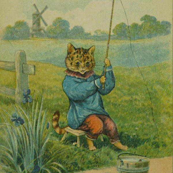 The Art of Louis Wain