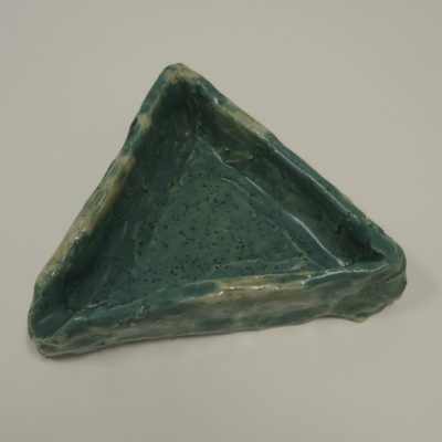 LDBTH:974 - Triangular Ashtray