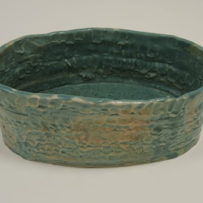 LDBTH:975 - Oval Bowl with Handles