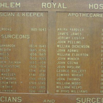 Honours Cabinet