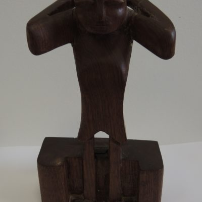 LDBTH:981 - Sculpture - Figurine
