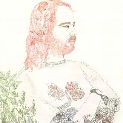 Portrait of Robert artwork by Gemma E. Anderson