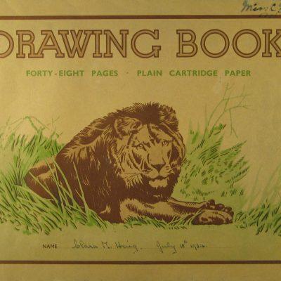 LDBTH:324 - Miss Haig's Sketchbook