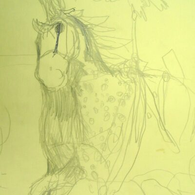 Nadia Drawings Part One