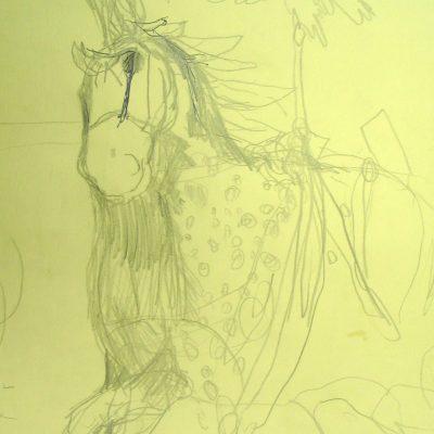 LDBTH:833 - Nadia Drawings Part One