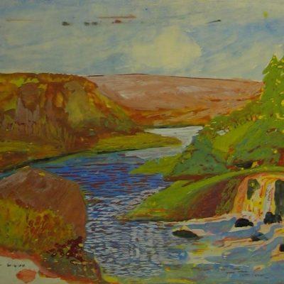 LDBTH:314v1 - River and Waterfall