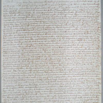 LDBTH:869 - Fort Manuel, Malta, February 24th, 1843