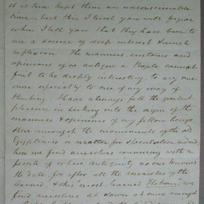 LDBTH:870 - 15 Suffolk Street, Pall Mall, March 13th, 1843