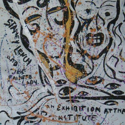 LDBTH:225.4 - Stanley Lench Exhibition Poster VII