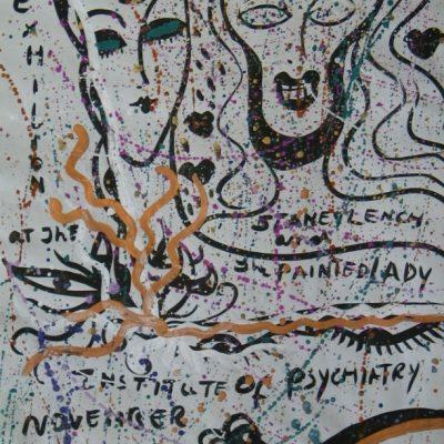 LDBTH:225.6 - Stanley Lench Exhibition Poster IX