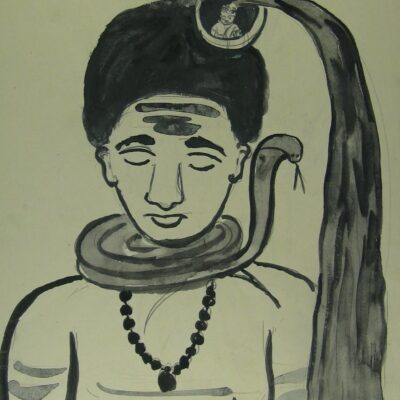 LDBTH:394r - Snake Charmer