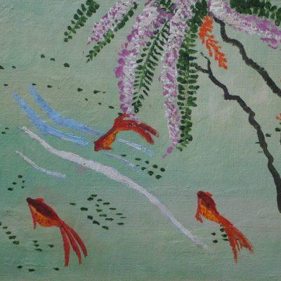 LDBTH:449v - Goldfish