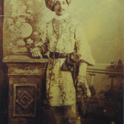 LDBTH:744a - Photograph of Wilmot Ferdinand Maine