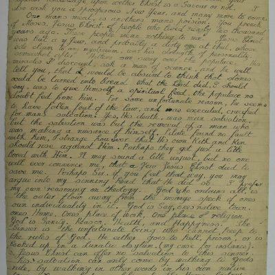 LDBTH:921v - Letter I