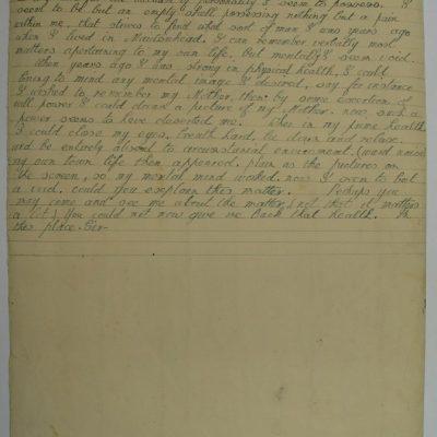 LDBTH:923v - Letter II