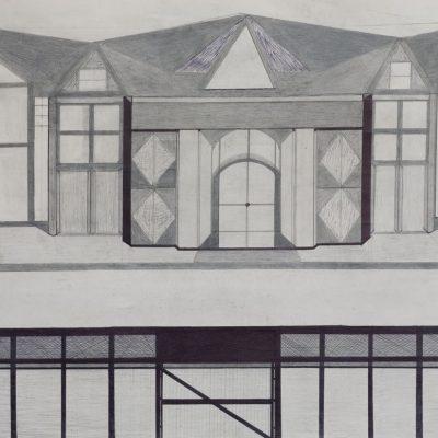 Building 6 artwork by  Albert
