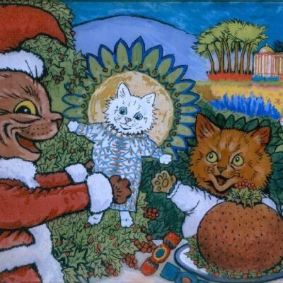 LDBTH:108 - Cats' Christmas