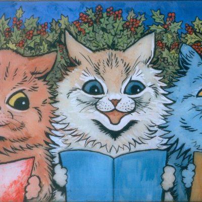 LDBTH:109 - Carol Singing Cats
