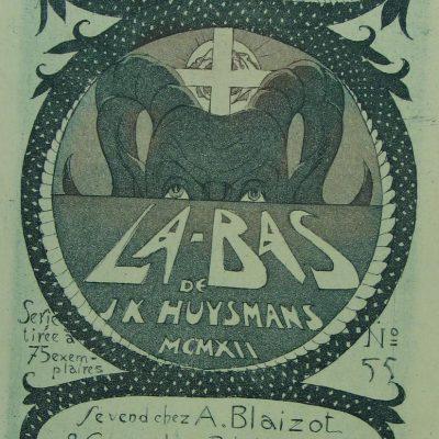 LDBTH:111 - La Bas de J.K. Huysmans