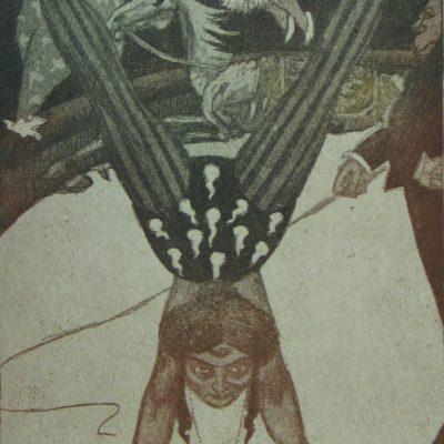 LDBTH:114 - La Bas de J.K. Huysmans ...Clownesses Nastiques...