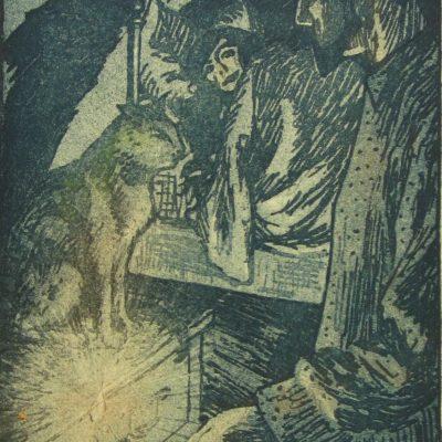 LDBTH:115 - La Bas de J.K. Huysmans le Chat et Chat Immobile