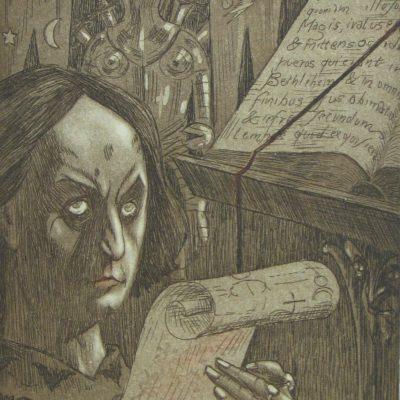 LDBTH:117 - La Bas de J.K. Huysmans Gilles de Rais