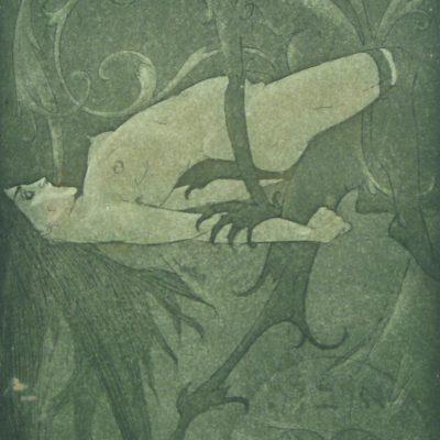LDBTH:118 - La Bas de J.K. Huysmans ...la Possession...