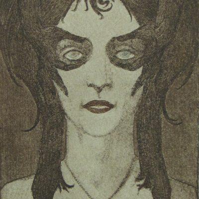 LDBTH:119 - La Bas de J.K. Huysmans Mme Chantelouve