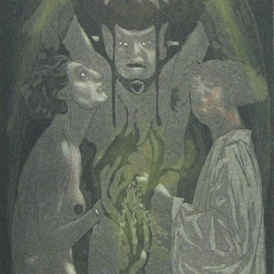 LDBTH:122 - La Bas de J.K. Huysmans La Messe Noire