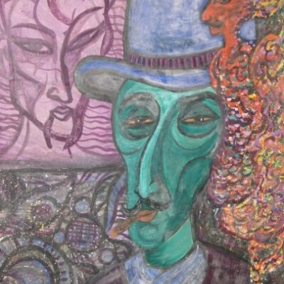 LDBTH:140 - Portrait of Horace Brodsky
