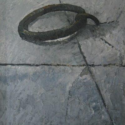 LDBTH:148 - An Iron Ring on Flagstones