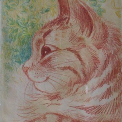 LDBTH:155 - Kaleidoscope Cats I
