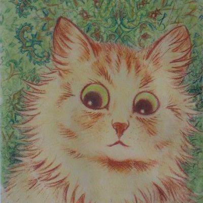 LDBTH:156 - Kaleidoscope Cats II
