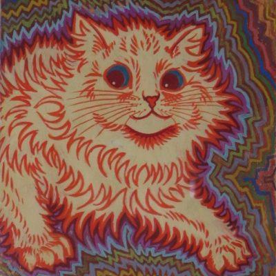LDBTH:157 - Kaleidoscope Cats III