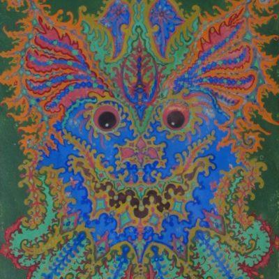 LDBTH:159 - Kaleidoscope Cats V