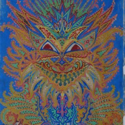 LDBTH:160 - Kaleidoscope Cats VI