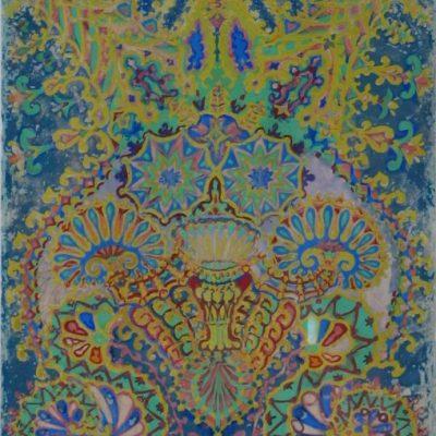 LDBTH:161 - Kaleidoscope Cats VII
