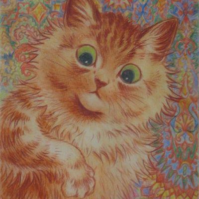 LDBTH:165 - Ginger Cat