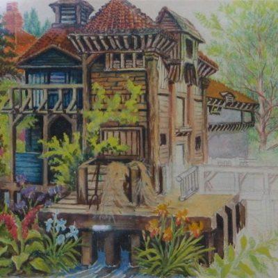 LDBTH:167 - Watermill