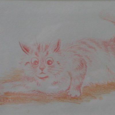 LDBTH:168 - Crawling Cat