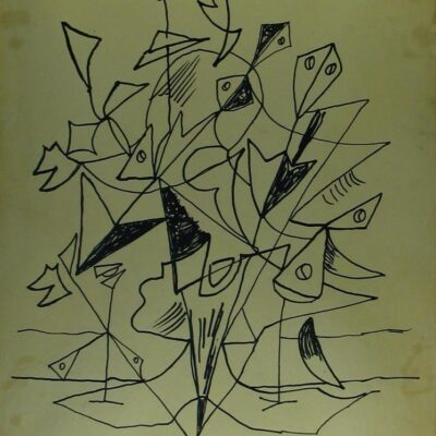 Kites and Shapes artwork by Julian G. Trevelyan