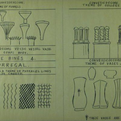 LDBTH:187 - Funnels, Chimneys, Vases
