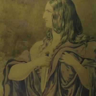 Lucretia - A Sketch